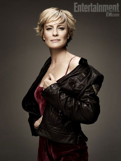 robin wright | Robin Wright | ''Robin always had a very strong sense of herself, and ...