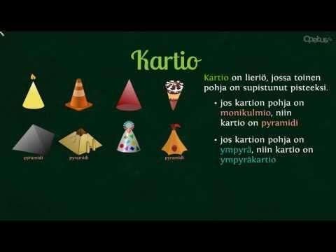 Kartio | Opetus.tv (kolme videota 3:18-5:05).