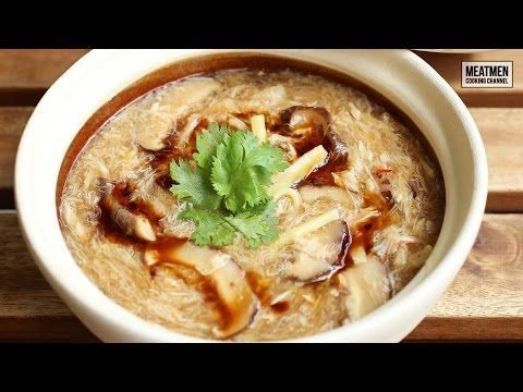 Crab & Scallop Soup so nice you'll swear off Shark's Fin from now on