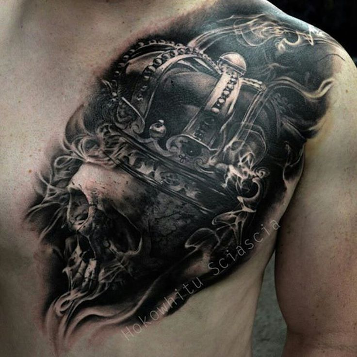 Tattoo Designs Gallery Chest Tattoos For Men: 1000+ Ideas About Mens Tattoos Chest On Pinterest