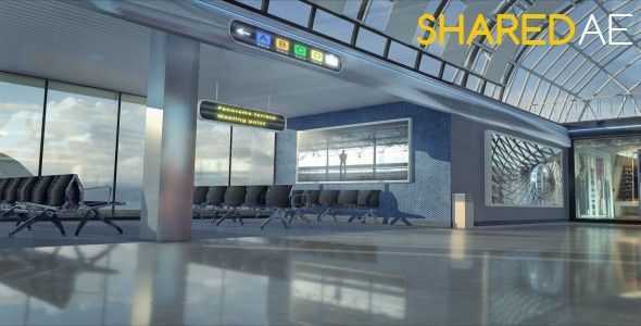 Videohve - Airport Gallery Package 19316246 - Free Download
