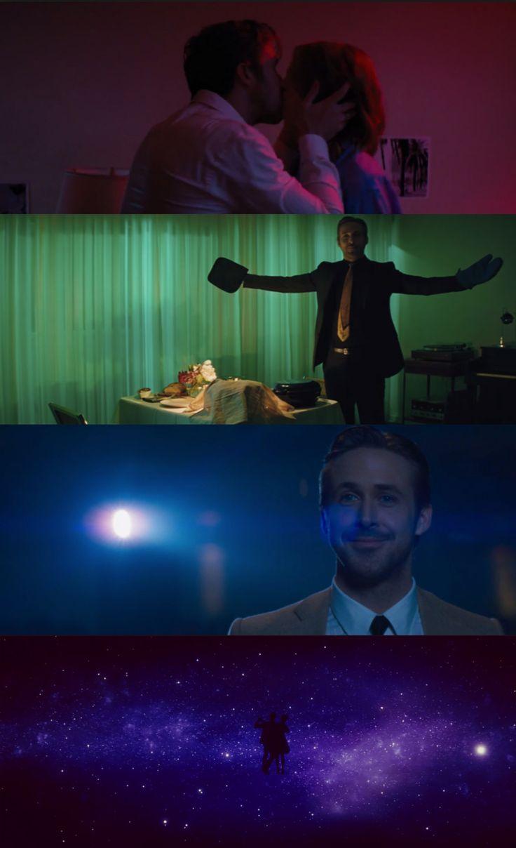 La La Land / Coloring (2016), d. Damien Chazelle, d.p. Linus Sandgren