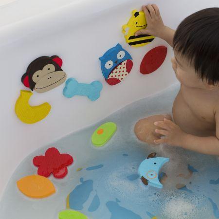 Skip Hop Zoo Mix & Match Foam Pals - Bath Fun - Canada's Baby Store