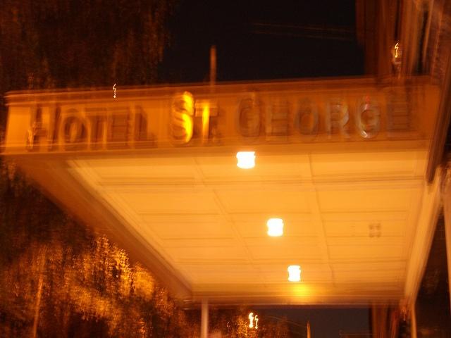 HotelStGeorge by Christina M Rau, via Flickr