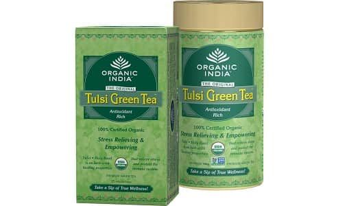 Top 6 Best Green Tea with Price in India 2017