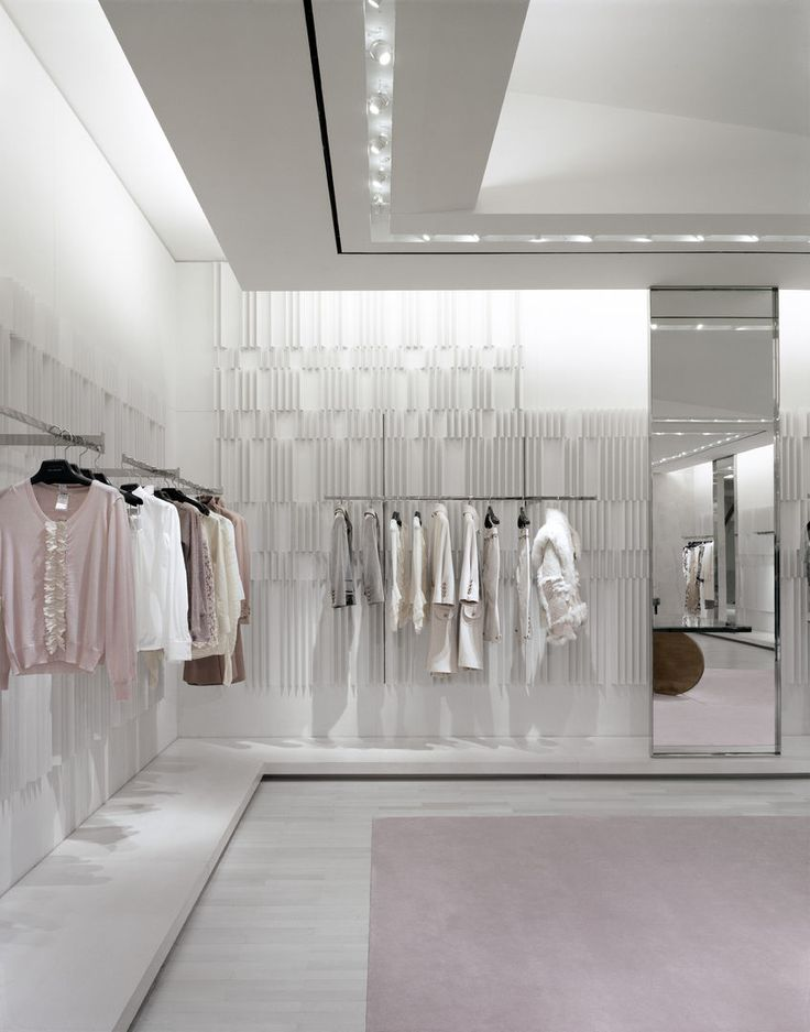 Holt Renfrew Designer Floor - Toronto///Burdifilek