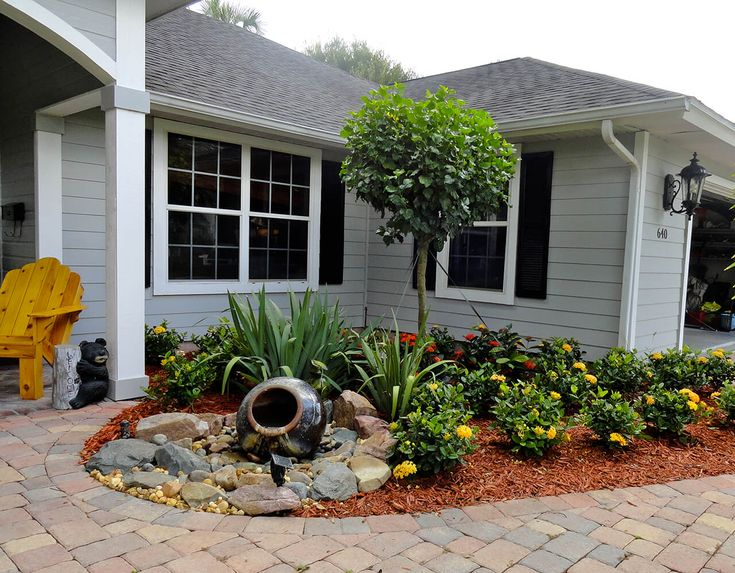 50 Brilliant Front Garden and Landscaping Projects You ll Love  Front Yard  LandscapingLandscaping IdeasHow. 1125 best images about Front yard landscaping ideas on Pinterest