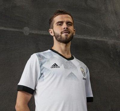 camisetas de futbol online 2018: Camisetas Pre-Partido Juventus 2016-2017 barato