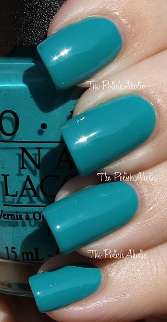 **OPI - Fly (Nicki Minaj Collection Spring 2012) / ThePolishAholic