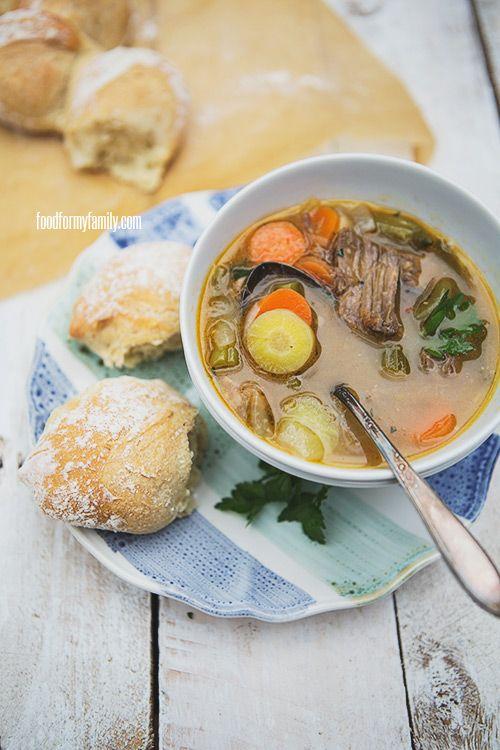 Best 25 Garden Vegetable Soup Ideas On Pinterest Vegetarian Stew Recipe For Chicken Stew And