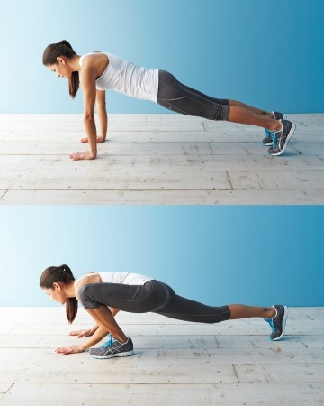 95 best stretching exercises images on pinterest exercise workouts fitness exercises and for Swimming pool exercises for buttocks