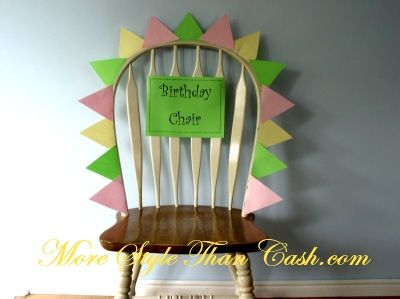 25 Ways to make birthdays special for kids. These are such simple and darling ideas!! These would be fun for any age!