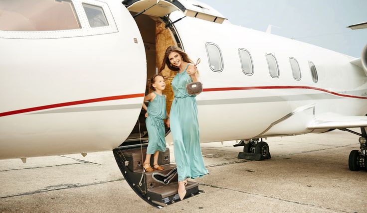 Tourquoise cupro Dress, Collection Bon Voyage by The Same  #longdress #elegant #stylishmom #momanddaughter #matchingmommyandme #sukienkadlamamy #matkaicorka