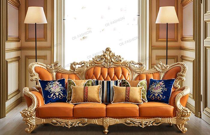 European Style Luxury Classic French Living Room Sofa Set Furniture Designs View Sofa Set Living Room Sofa Design Living Room Sofa Set French Furniture Sofa