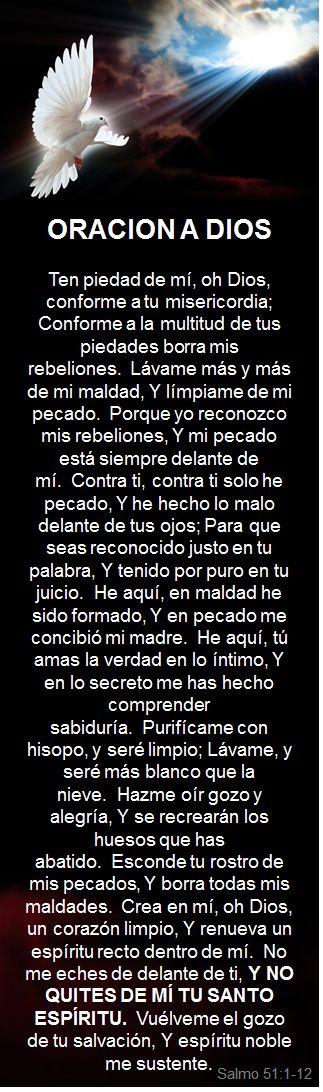 Oracion al Espiritu Santo @jacquelineguf @Reflexión @candidman @claudiaretamal #Dios