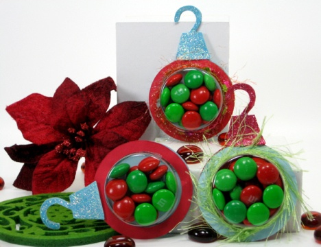 Sweet Treat Cup Ornaments