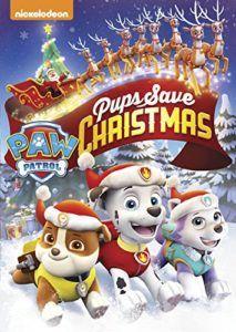 Paw Patrol Pups Save Christmas DVD (sponsored)