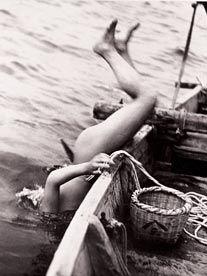 Ama Divers ( Japanese pearl divers )