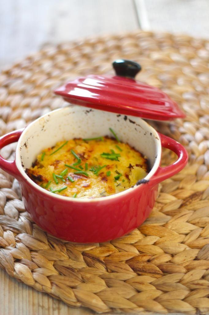 romige aardappelschotel - Lekker en Simpel