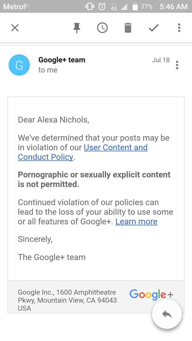 "Another love letter from Google... (Sings in horrible imitation of Mariah Carey voice) ""Why you so obsessed with me..."""