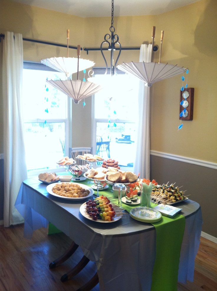 62 Best Images About Baby Boy Shower Ideas On Pinterest