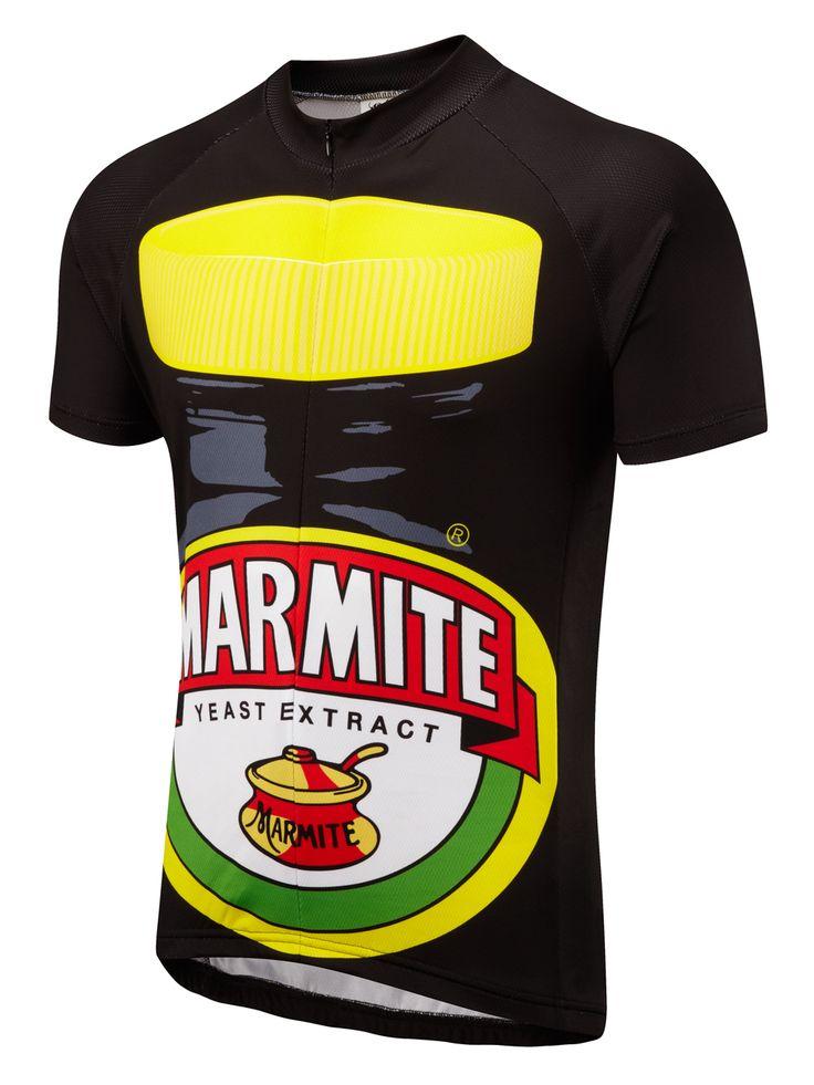 Marmite GIB Road Cycling Jersey