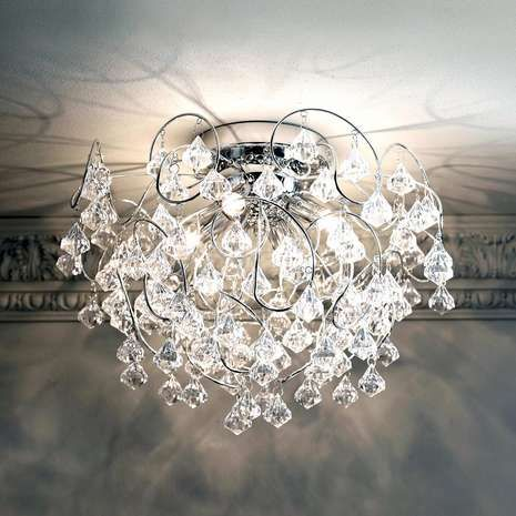 Superb Layla Droplet Four Light Fitting Part 18