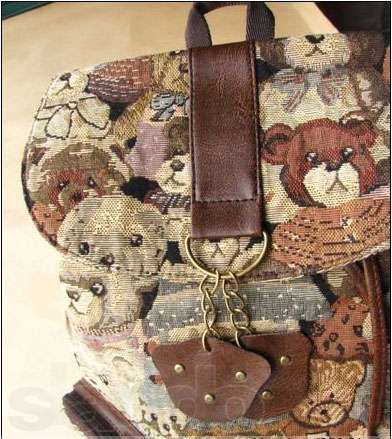 Женский рюкзак с мишками Teddy Bear. Новый. Харьков • OLX.ua
