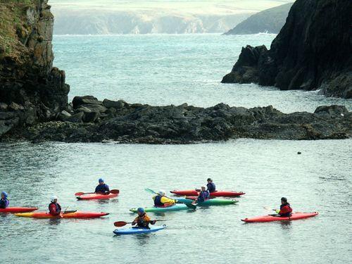 Family adventure holidays, UK | family activity holidays Pembrokeshire, Wales