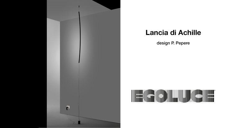 LANCIA DI ACHILLE designer: P. Pepere