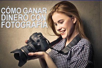 Los mejores consejos y opciones para construir un negocio como fotografo profesional y ganar dinero con fotografía.