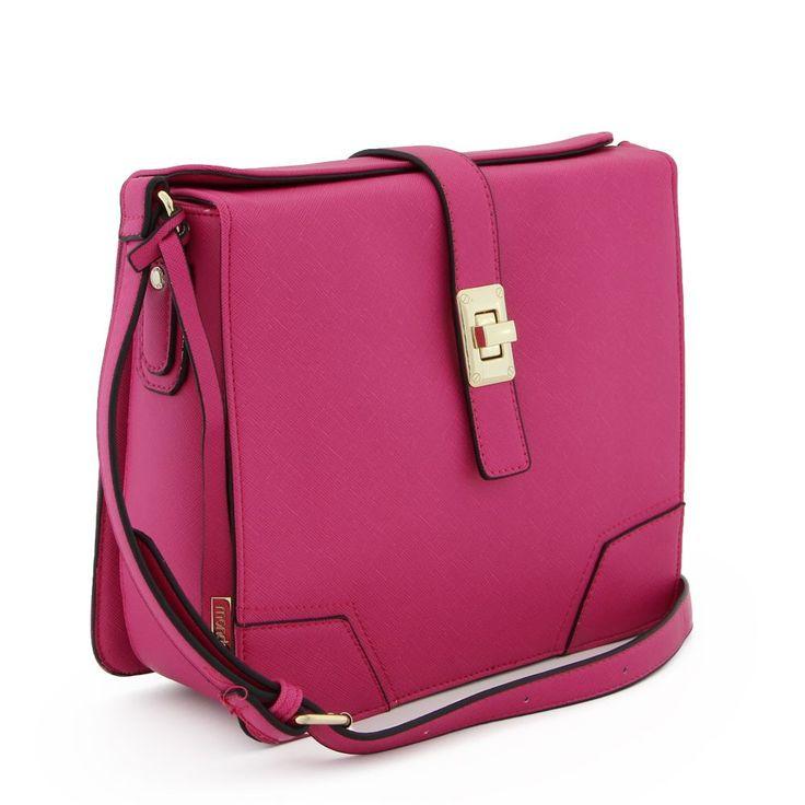 Bolsa De Especias Pequeña : Bolsa pequena rosa transversal lancheira mondaine