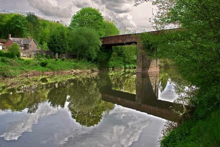 Bridge at Usk