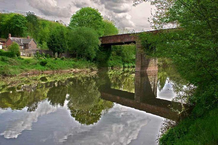 Bridge at Usk