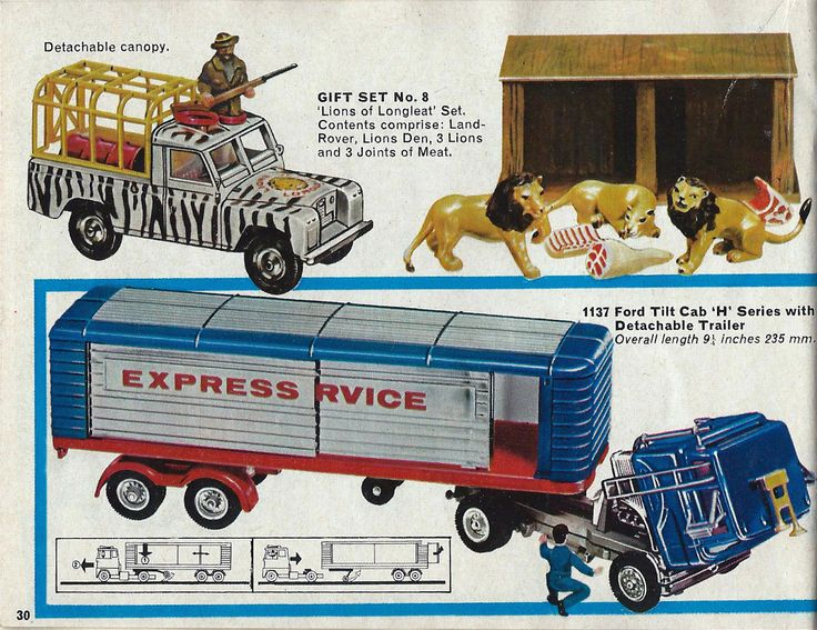 Toys from Andrew Hill International toys