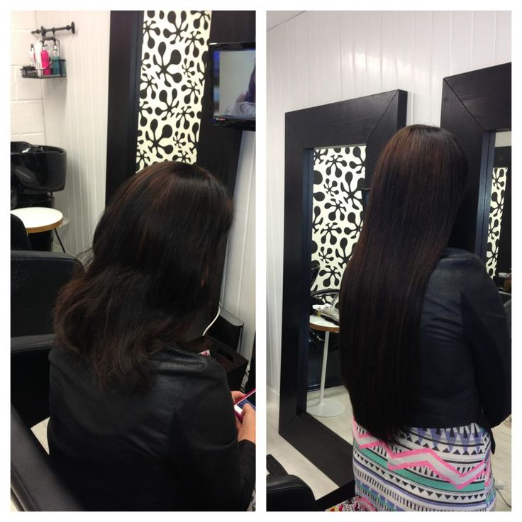 Extra Thick Pre Bonded Hair Extensions 49