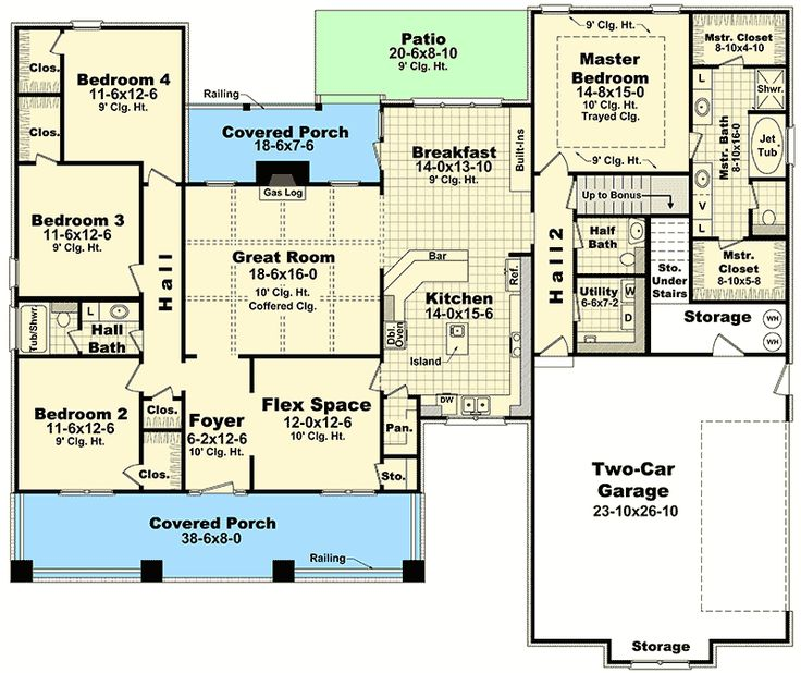 2788 best house plans images on pinterest home plans for Usda house plans