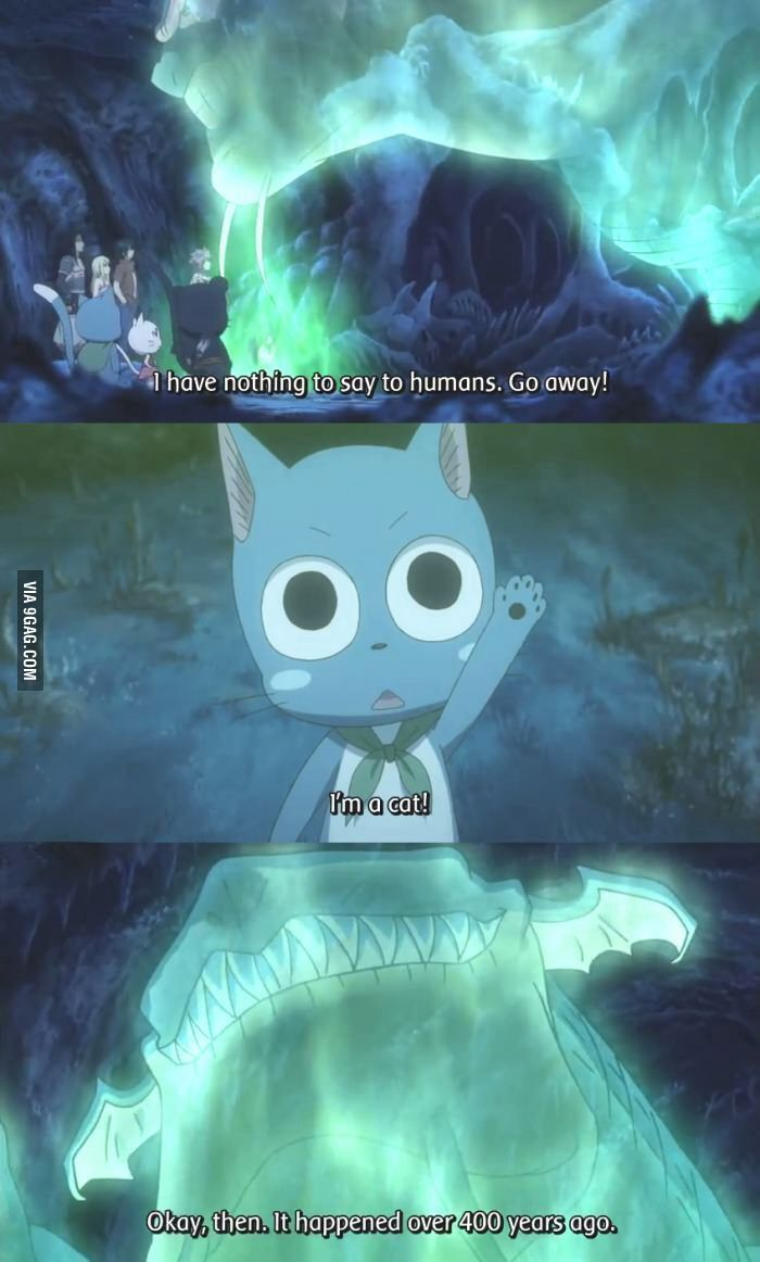 Only in fairy tail