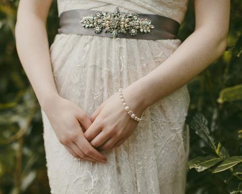 Swarovski Classic Pearl Bracelet, Loretta