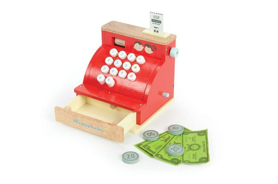 Le Toy Van Cash Register TV295