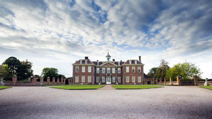 The National Trust's Hanbury Hall and Gardens in is a country house, garden and park located in Worcestershire.