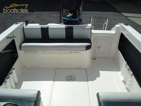 2002 SAVAGE OPEN RUNABOUT