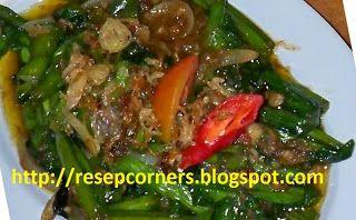 Resep masakan sederhana tumis sayur genjer pedasnya mantap. http://resepcorners.blogspot.com/2014/04/resep-cara-membuat-tumis-sayur-genjer.html