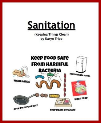 I used to be a home economics teacher before having kids. One of the subjects I taught in our foods class was food safety and kitchen sanitation. Safety and sanitation may not be the most exciting subject to teach to kids, but I have a few fun ideas to help kids learn the basics about keeping …