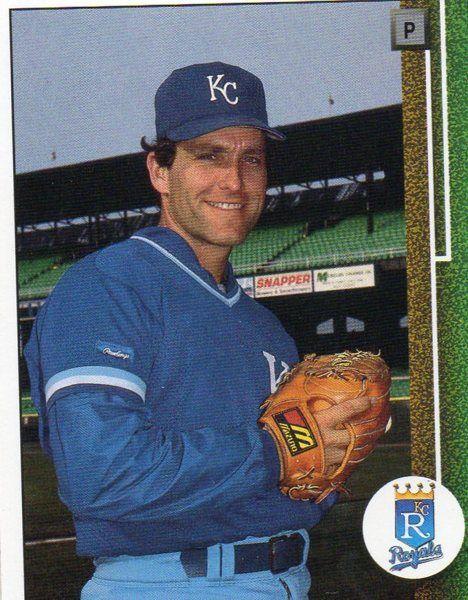 1989 Upper Deck Baseball Card Royals Floyd Bannister