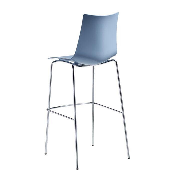 Zebra Technopolymer stool - SCAB Design