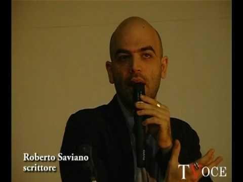 Roberto Saviano all'accademia di Brera