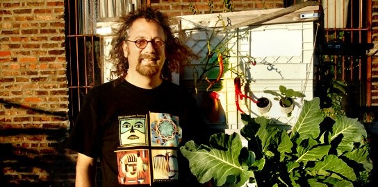 Ecocentric Blog Interview with Boswyck Farms Chief Hydroponicist Lee Mandell!