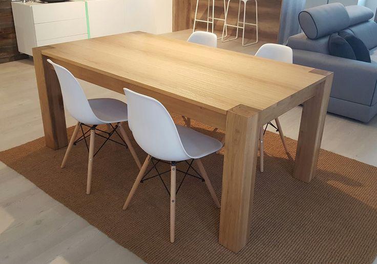Nuova offerta tavolo allugabile in legno vicenza for Turco arredamenti offerte
