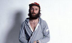 Trucker chic … Phil Collins, 1976.